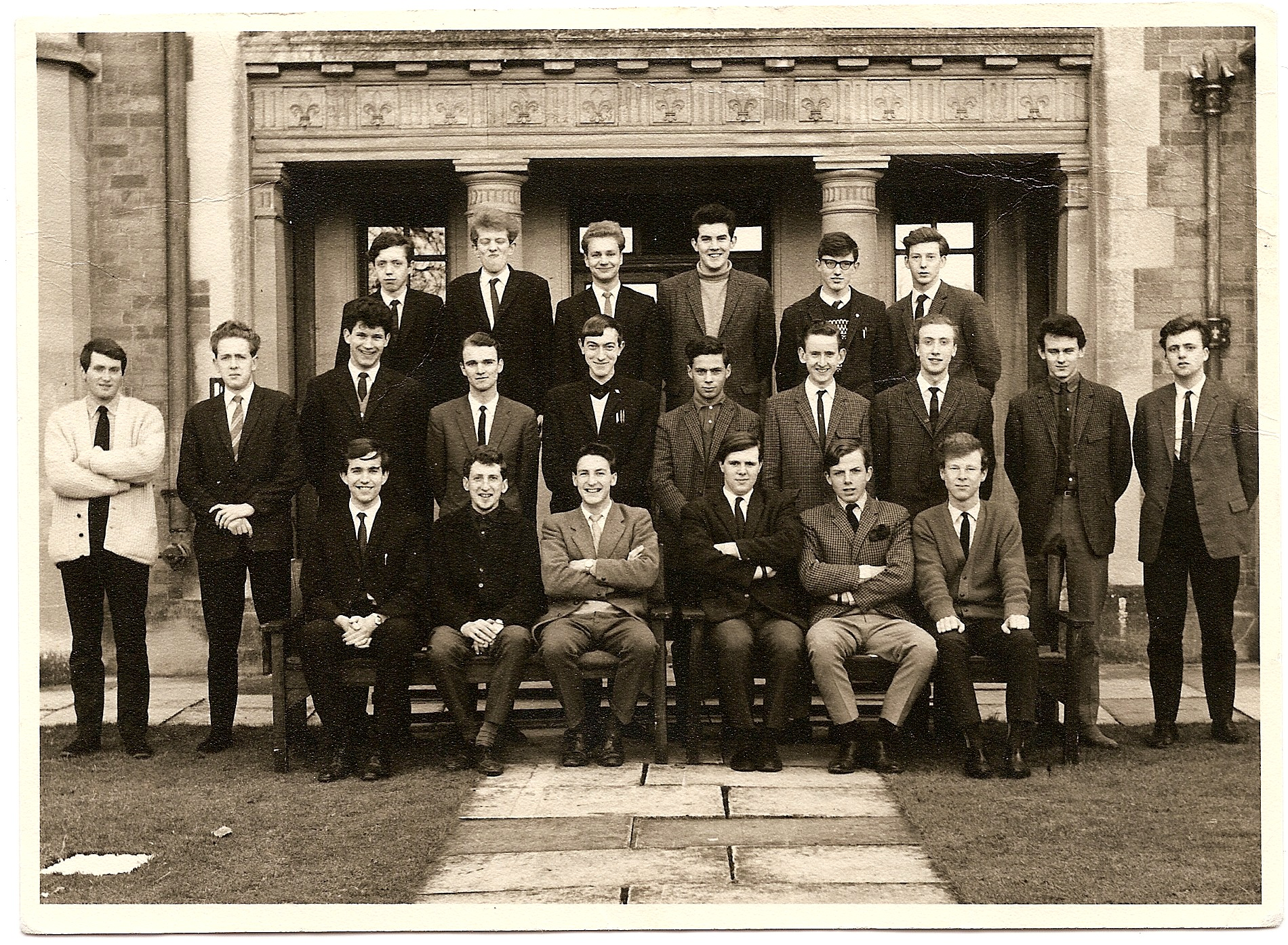 TO21 Course Photo - 1965