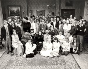 The Onedin Line - Cast Photo